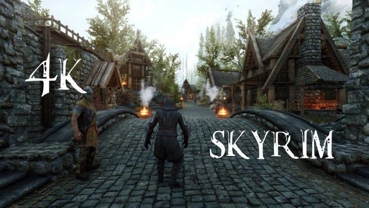 The Elder Scrolls V: Skyrim için yeni bir grafik modu daha yapıldı