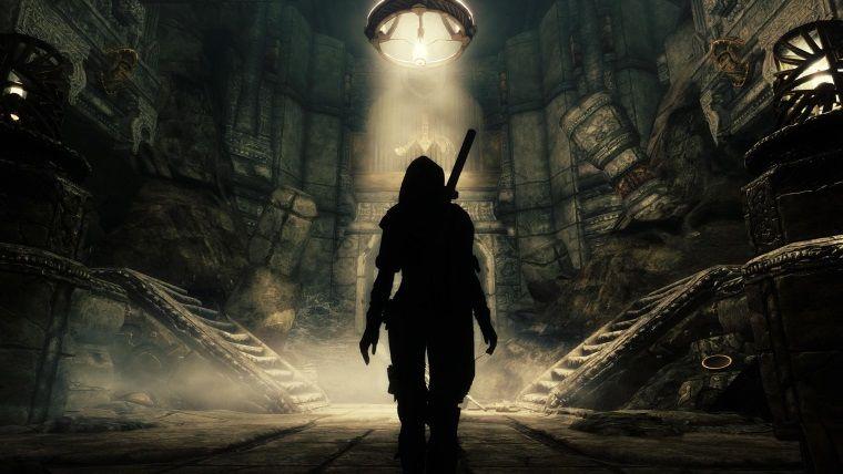 The Elder Scrolls II: Daggerfall'un tüm görevleri artık Skyrim'de