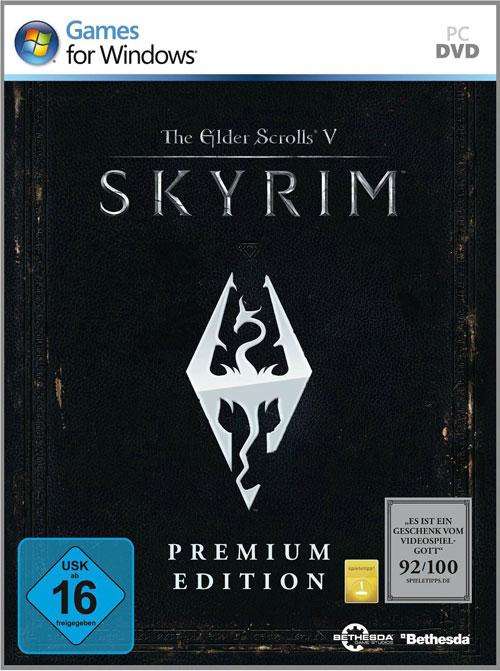 The Elder Scrolls V: Skyrim Premium Edition sahibi olmak
