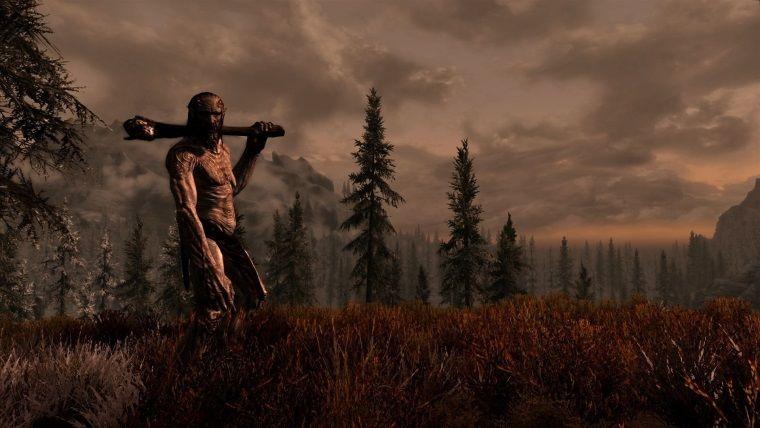 Elder Scrolls: Skyrim'in karakter tasarımcısından itiraf geldi
