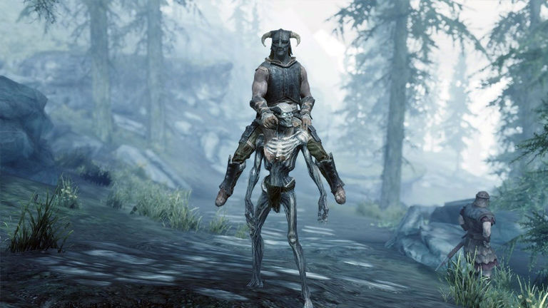 Skyrim Xbox Game Pass PC version troubled with mod