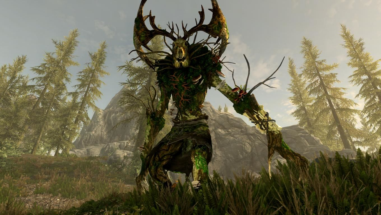 TES V: Skyrim'e 132 yeni yaratık ve 35 yeni bölge eklendi