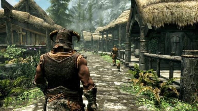 Fallout 4 and Skyrim arrive for Xbox Game Pass PC