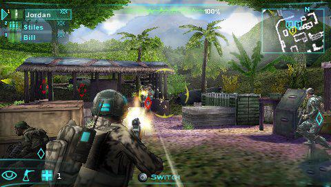 Tom Clancy's Ghost Recon Predator duyuruldu