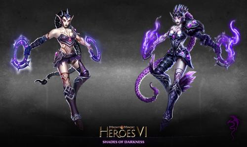 M&MH VI'nın ek paketi Shades of Darkness için çıkış tarihi açıklandı