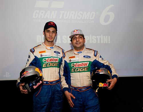 Gran Turismo 6 Türkiye lansmanı