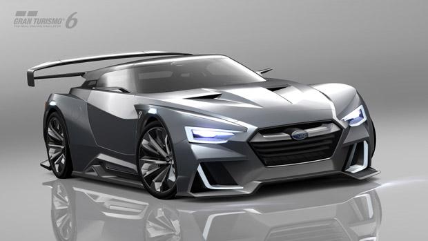 Gran Turismo 6'nın araç yelpazesine bir konsept otomobil ekleniyor