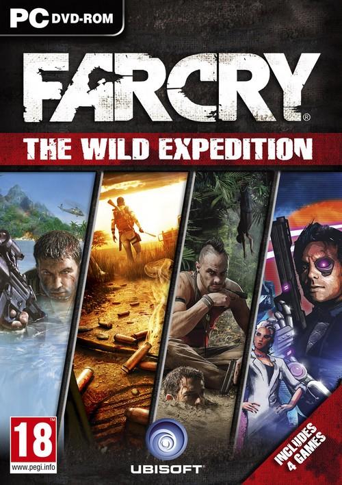 Far Cry: The Wild Expedition kapak görseli burada