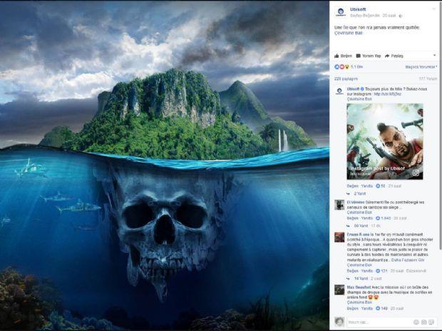 Ubisoft, Far Cry 3 ile ilgili ipuçları veriyor