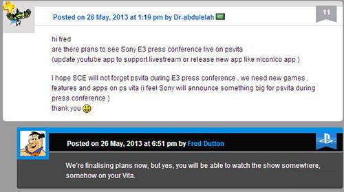 E3'te Sony'nin tadını PS Vita ile çıkartın
