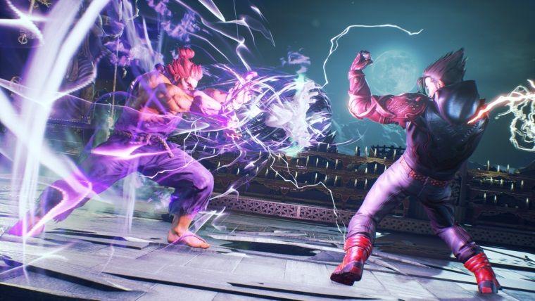 Dövüş Oyunu Tekken 7nin Satış Rakamları Açıklandı