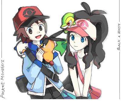 Pokémon Black and White devam ediyor