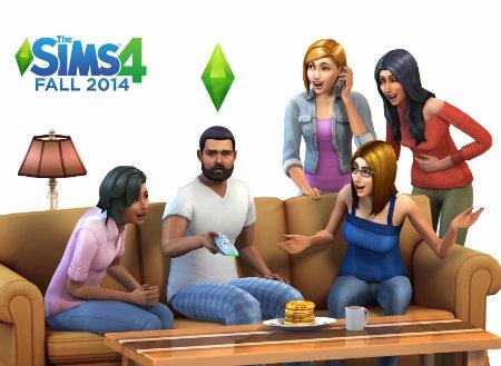The Sims 4'e yeni güncelleme geldi