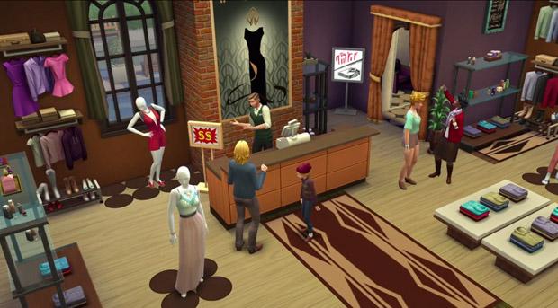 Ve EA, The Sims 4 için geleneksel ek paket(ler) şenliğini başlattı!