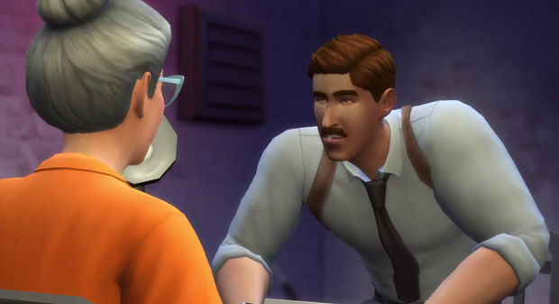 EA, The Sims 4 The Work'ü duyurdu!