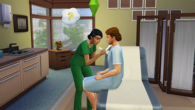 The Sims 4 Get To Work ile gerçekten işe gideceksiniz