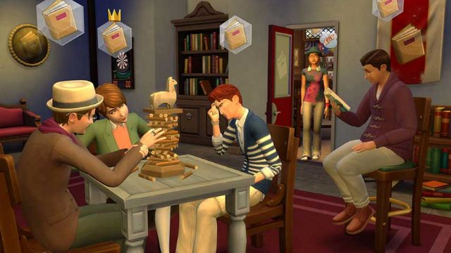The Sims 4: Get Together ertelendi