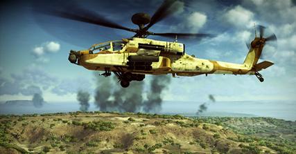 Apache: Air Assault'un çıkış tarihi