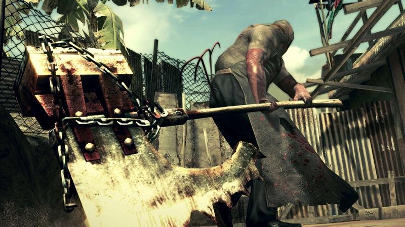 Resident Evil 6'dan Türkçe dublaj