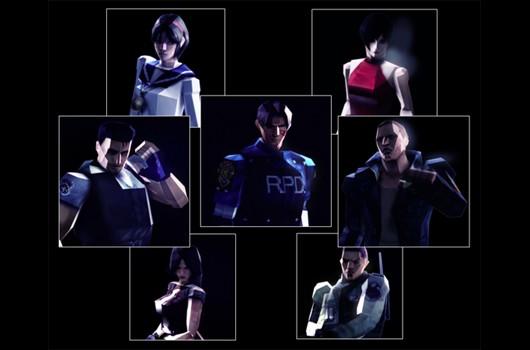 Resident Evil 6'ya retro kostüm paketi
