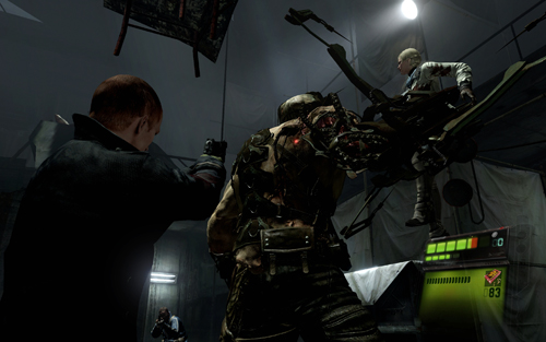 Resident Evil 6 düzeltilecek mi?
