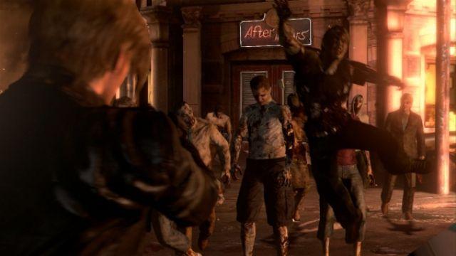 Resident Evil 6, yeni nesile mi geliyor?