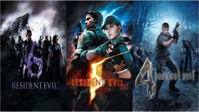 Resident Evil 4-5 ve 6, PS4 ve Xbox One'a geliyor!