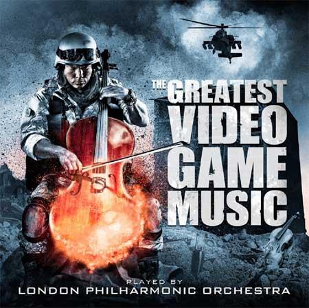 Londra Filarmoni Orkestrası'dan oyun müzikleri
