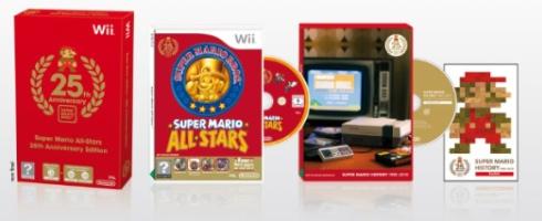 Super Mario All-Stars, Amerika'ya geliyor