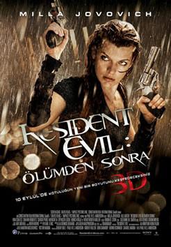 Resident Evil: Afterlife, rekor kırdı