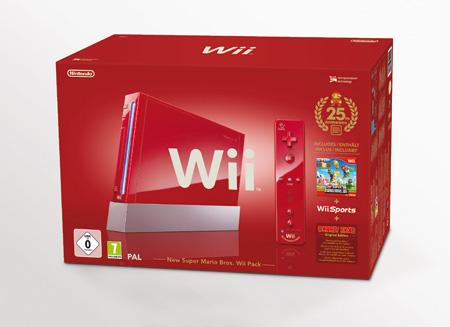 Super Mario'dan 25. yıla özel iki yeni paket