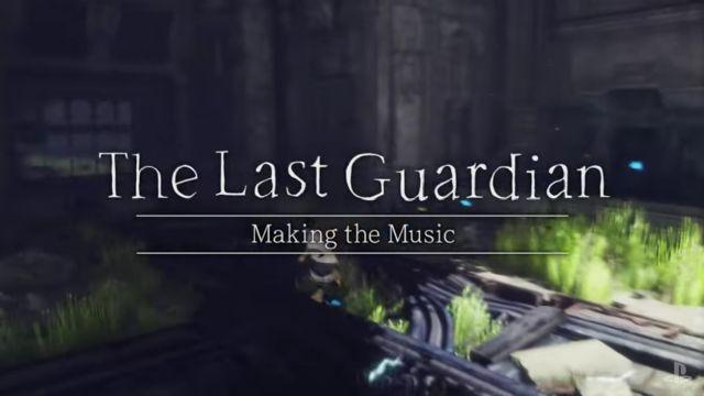Last Guardian'ın müzikleri nasıl yapıldı?