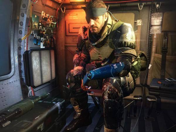 Metal Gear Solid 5'ten gerçekçi önlemler!