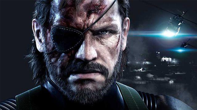 Metal Gear Solid 5'in ön gösterimi yapıldı