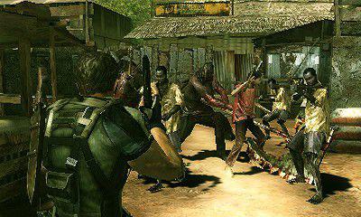 Resident Evil: Mercenaries'de istenen oldu