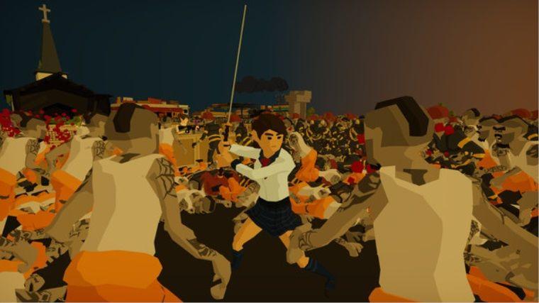 Bağımsız zombi temalı strateji oyunu SwarmZ, 29 Kasımda çıkacak