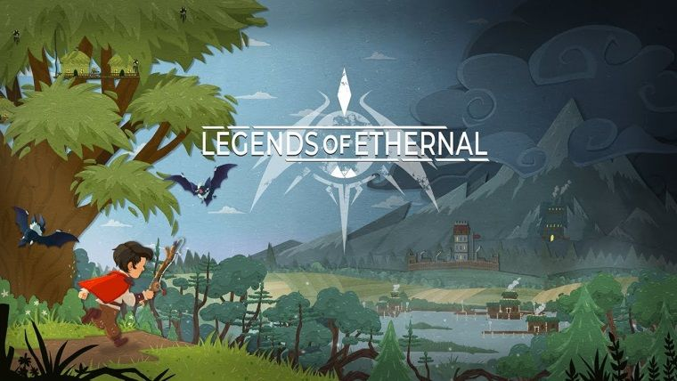 Legends of Ethernal PS4, Xbox One, Switch ve PC için duyuruldu