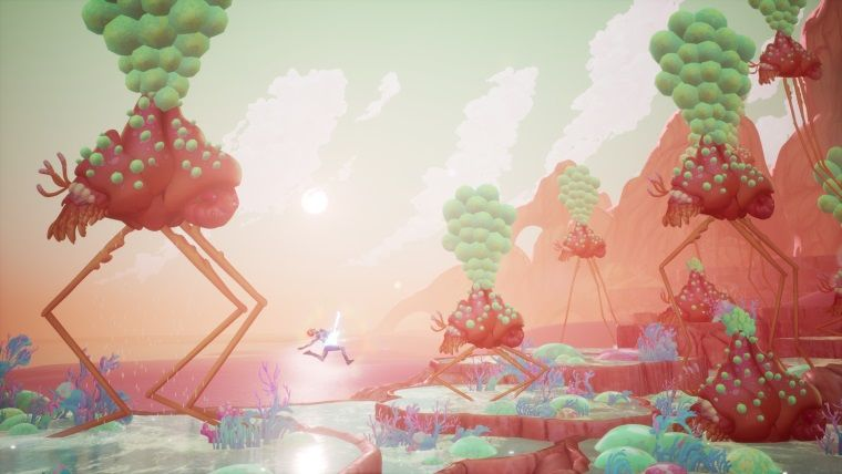 The Artful Escape oynanış videosu yayınlandı