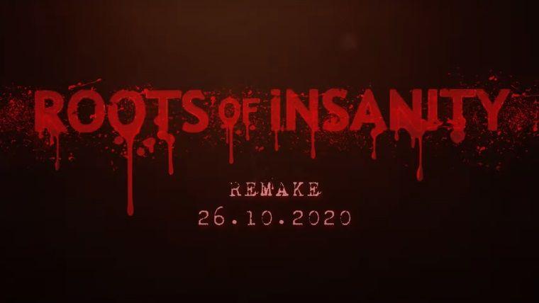 Türk yapımı Roots of Insanity oyununun Remake sürümü geliyor