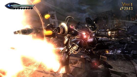 Bayonetta 2'den yeni görüntüler