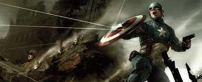 Captain America: Super Soldier duyuruldu