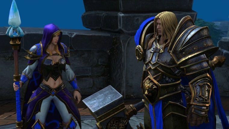 Blizzard'ın planları arasında Warcraft 4 var mı?