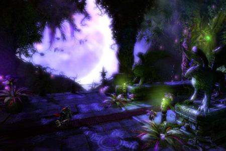Trine 2'nin yeni ekran görüntüleri yayınlandı