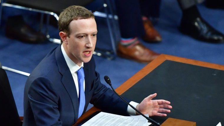 Mark Zuckerberg, Facebook skandalı için ifade vermeye başladı