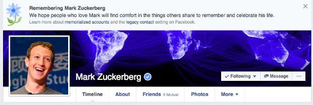 Facebook, Mark Zuckerberg dahil neredeyse tüm kullanıcılarını öldürdü