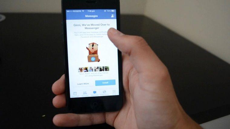 Facebook Messenger yüzünden 1004 kişi mahkemelik oldu