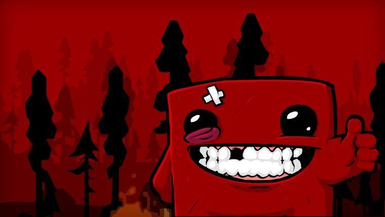 Zorlu platform oyunu Super Meat Boy ücretsiz oldu