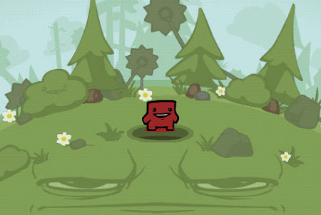 Super Meat Boy Touch geliyor