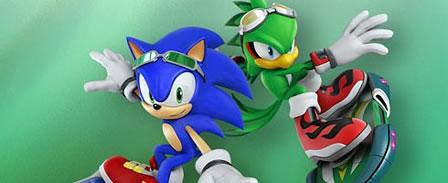 Kinect destekli Sonic Free Riders'ın inceleme notu