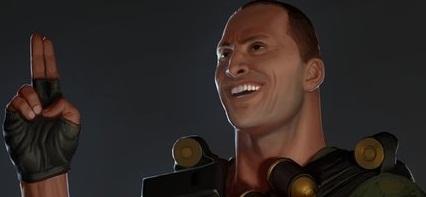 Bionic Commando'da The Rock ne arıyor?